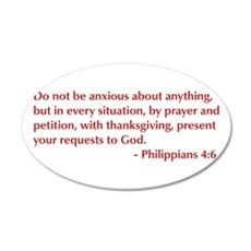 Philippians-4-6-opt-burg Wall Decal