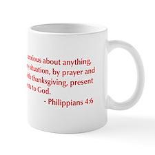 Philippians-4-6-opt-burg Mug