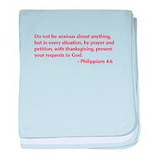 Philippians-4-6-opt-burg baby blanket