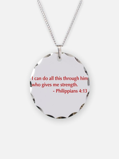 Phil-4-13-opt-burg Necklace