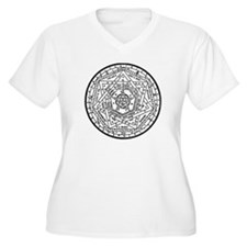 Sigillum Dei Aemeth Plus Size T-Shirt
