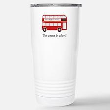 Game Is Afoot Travel Mug