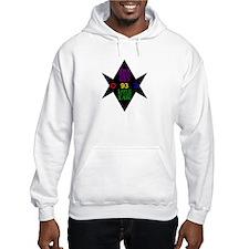 93 Hexagram Hoodie