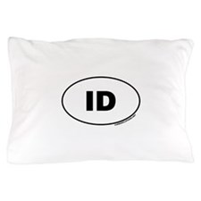 Idaho, ID Pillow Case