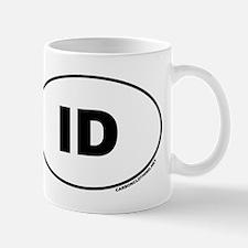 Idaho, ID Small Small Small Mug