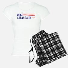 Sarah Palin 2016 Pajamas