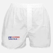 Sarah Palin 2016 Boxer Shorts
