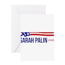 Sarah Palin 2016 Greeting Card