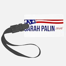 Sarah Palin 2016 Luggage Tag