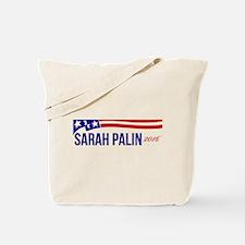 Sarah Palin 2016 Tote Bag