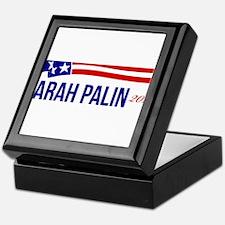 Sarah Palin 2016 Keepsake Box