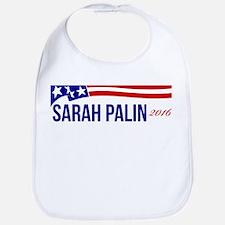Sarah Palin 2016 Bib