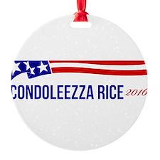 Condoleezza Rice 2016 Ornament