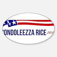 Condoleezza Rice 2016 Decal
