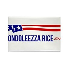 Condoleezza Rice 2016 Rectangle Magnet