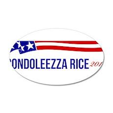 Condoleezza Rice 2016 Wall Decal