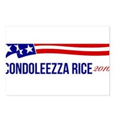 Condoleezza Rice 2016 Postcards (Package of 8)
