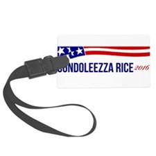 Condoleezza Rice 2016 Luggage Tag
