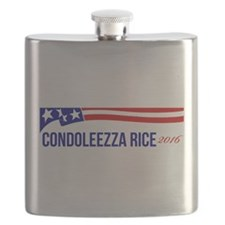 Condoleezza Rice 2016 Flask