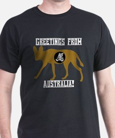 Greetings from Australia! T-Shirt