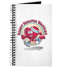 Heart Healthy Warrior No Treadmill Journal