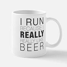 Run for Beer. Mug