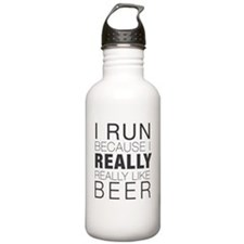 Run for Beer. Water Bottle
