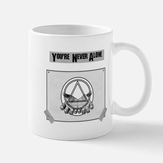 Youre Never Alone Mug