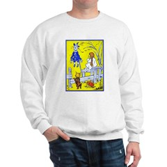 Meeting Scarecrow Sweatshirt