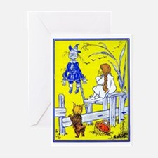 Meeting Scarecrow Greeting Cards (Pk of 10)