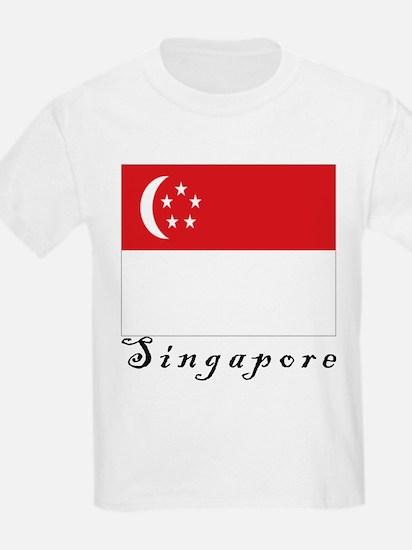 Singapore Kids T-Shirt