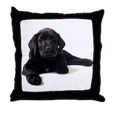 Labrador Retriever Throw Pillow