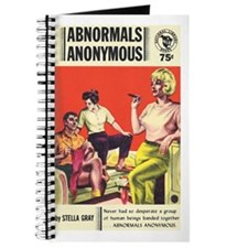 """Pulp Journal - """"Abnormals Anonymous"""""""