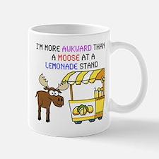 moose at a lemonade stand Mug