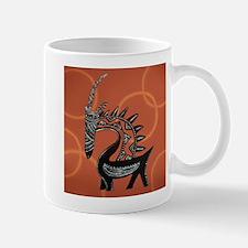 Ciwara Malian Antelope Mug