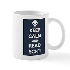 Read Sci-Fi Mug