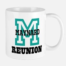 M Name Family Reunion Mug