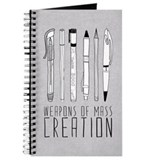 Artist Journals & Spiral Notebooks