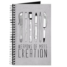 Journal Weapons Of Mass Creation