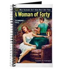 "Pulp Journal - ""A Woman Of Forty"""