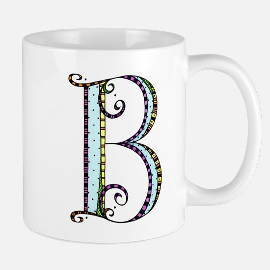 What Fun Monogram - B Mug