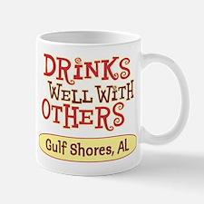 Gulf Shores - Drinks Well Mug