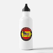 Spanish American Bull Water Bottle