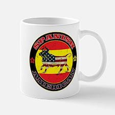 Spanish American Bull Small Small Mug