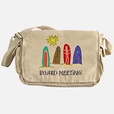 Surf Messenger Bag