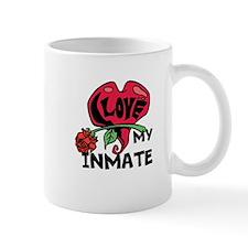 I love My Inmate Mug