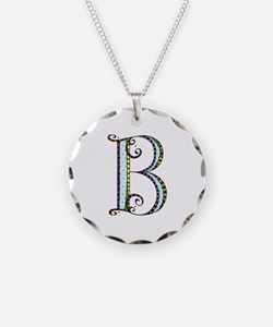 What Fun Monogram - B Necklace