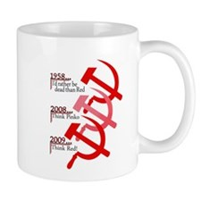 Russian Hammer And Sickle Emblem Mug