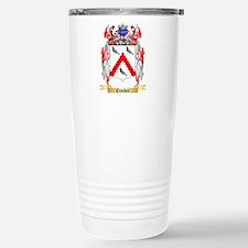 Crocker Stainless Steel Travel Mug