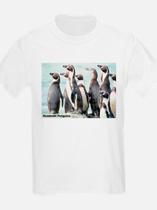 Humboldt Penguins (Front) Kids T-Shirt